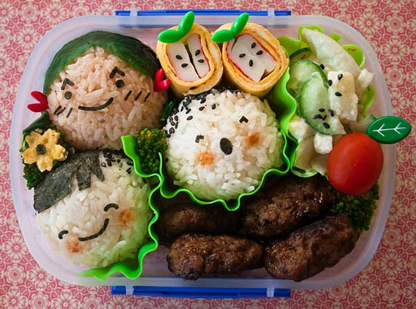 bento lunch box philippines the busy bums cara 39 s lunch filipino bento box ume bento picture. Black Bedroom Furniture Sets. Home Design Ideas